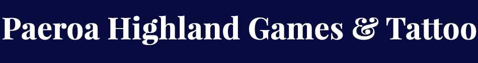 Highland Games Logo