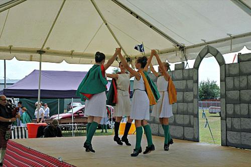 Highland dancing Paeroa